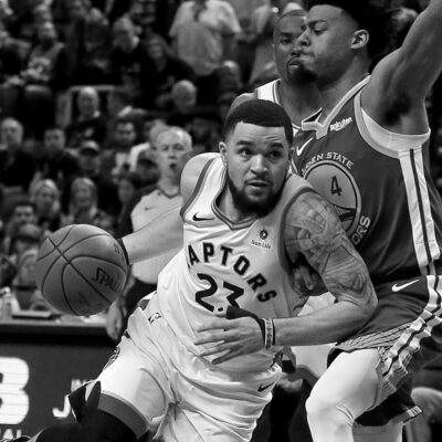 2019 NBA Playoffs coverage, Fred VanVleet, Game 1, NBA Finals